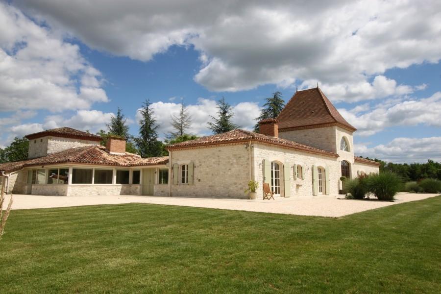 Vente Maison 8 pièces TOURNON D'AGENAIS 47370