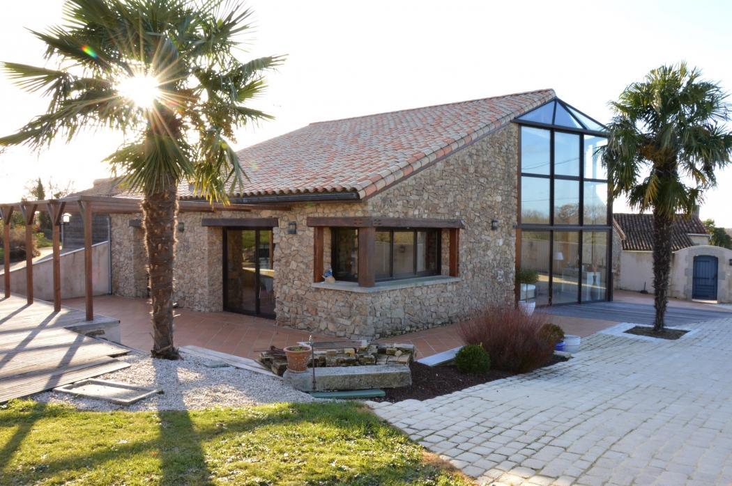 Maison en pierre à vendre