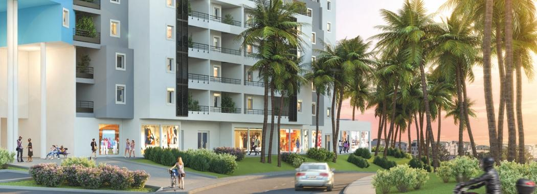 Vente Appartement 3 pièces SAINT DENIS 97400