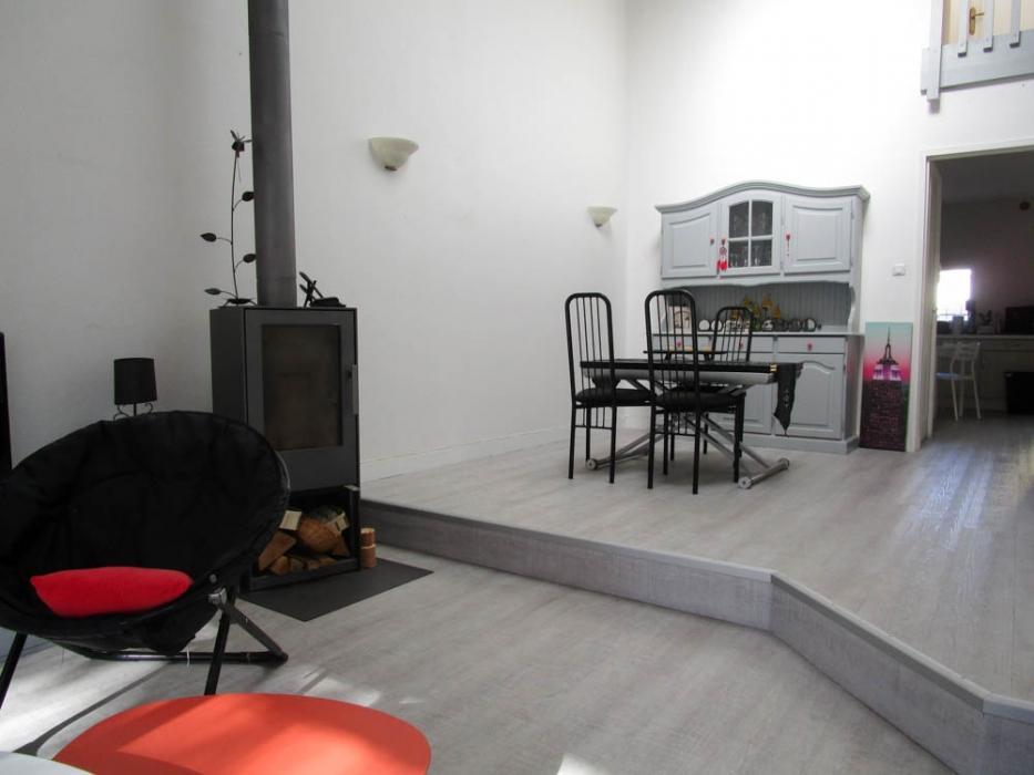 Vente Maison 6 pièces LA ROCHELLE 17000