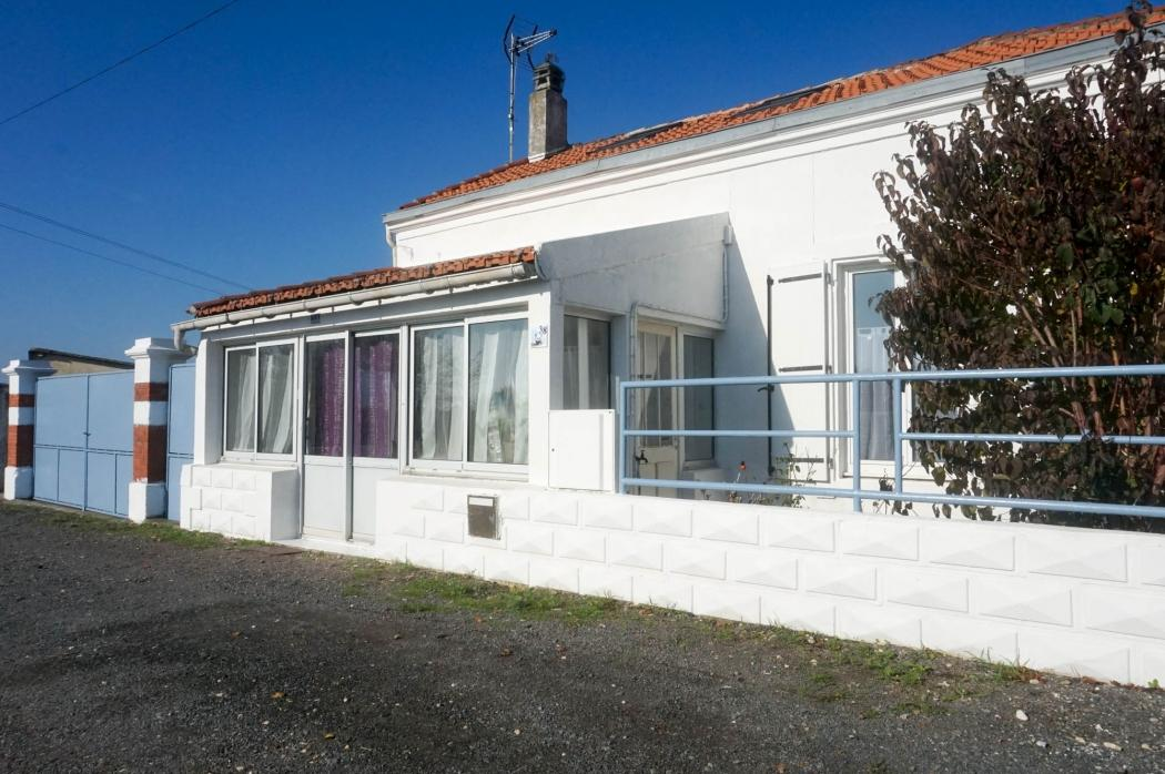 Vente Maison 4 pièces LA ROCHELLE 17000