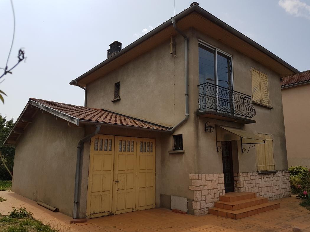 Vente Maison 4 pièces TOULOUSE 31400