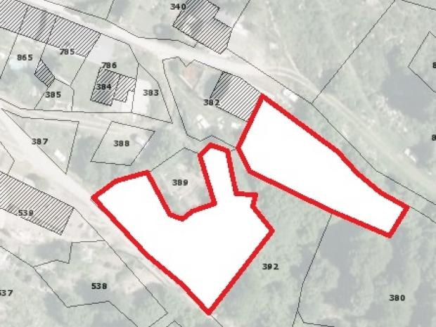Vente Terrain 1 pièces ARZENC DE RANDON 48170