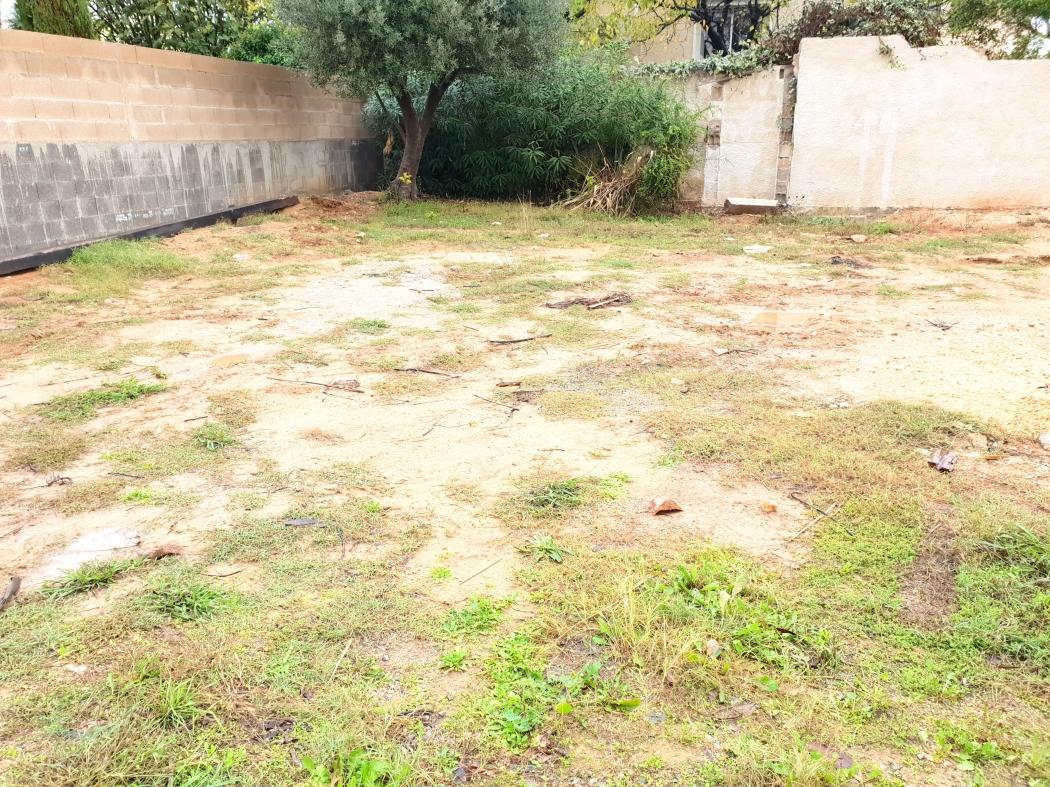 Vente Terrain 1 pièces LE CRES 34920