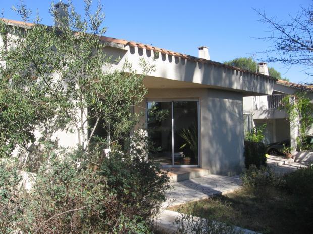 34 clapiers archive villa n 371 immo diffusion 34 for Construction piscine zone non constructible