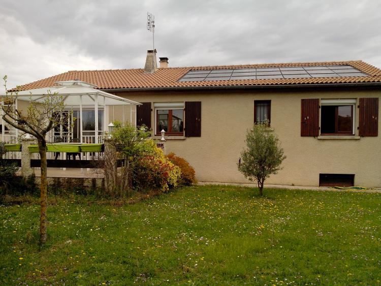 Drome bourg de peage archive maison plain pied n 69992 for Garage bourg de peage