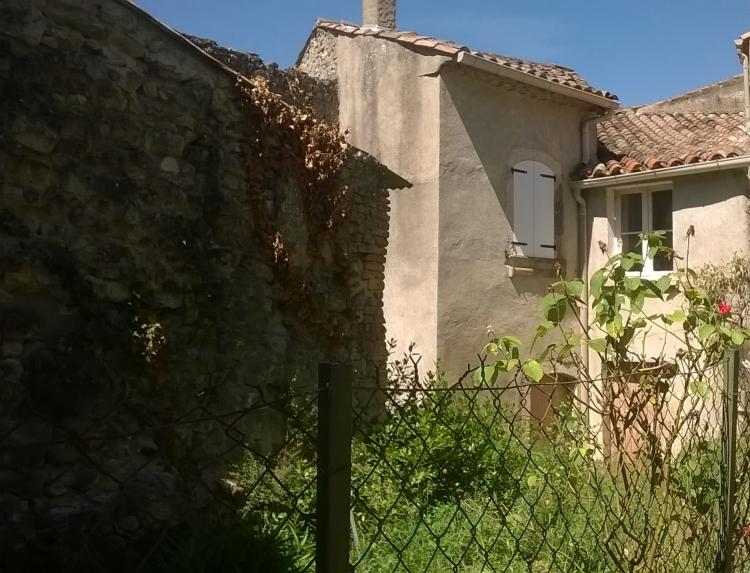 Vente maison de village barjac barjac st ambroix n bj74374 for Maison barjac