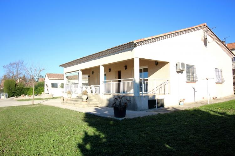 Vente maison barjac n bj77065 immobilier barjac 30 for Maison barjac