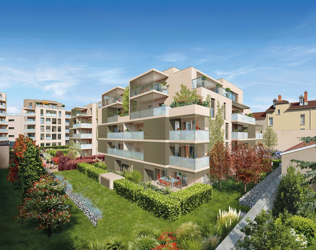Vente appartement lyon 6 me bellecombe n dn79400 for Vente atypique lyon