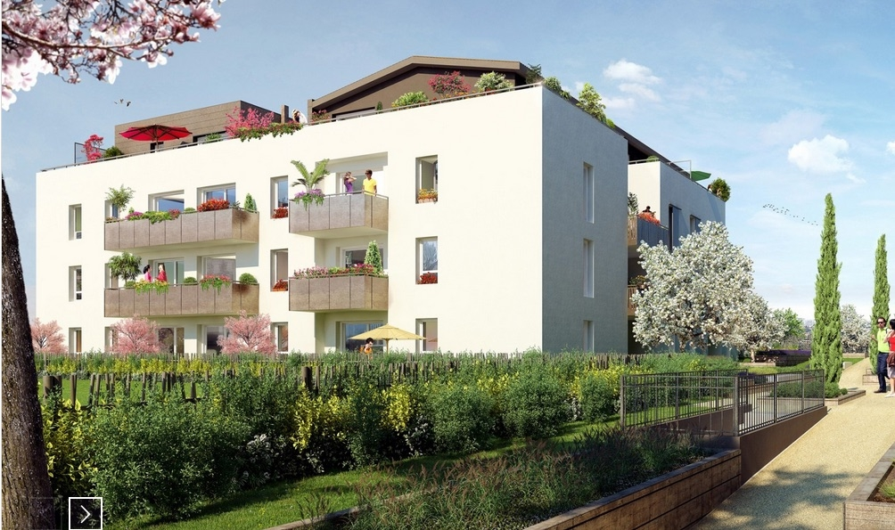 Vente appartement st priest chateau n dn79738 immobilier - Piscine st priest ...