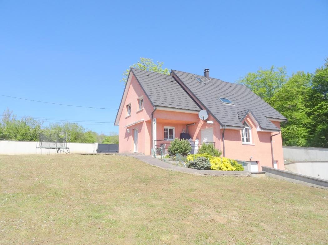 Vente maison besancon chailluz n db83676 immobilier for Vente maison doubs