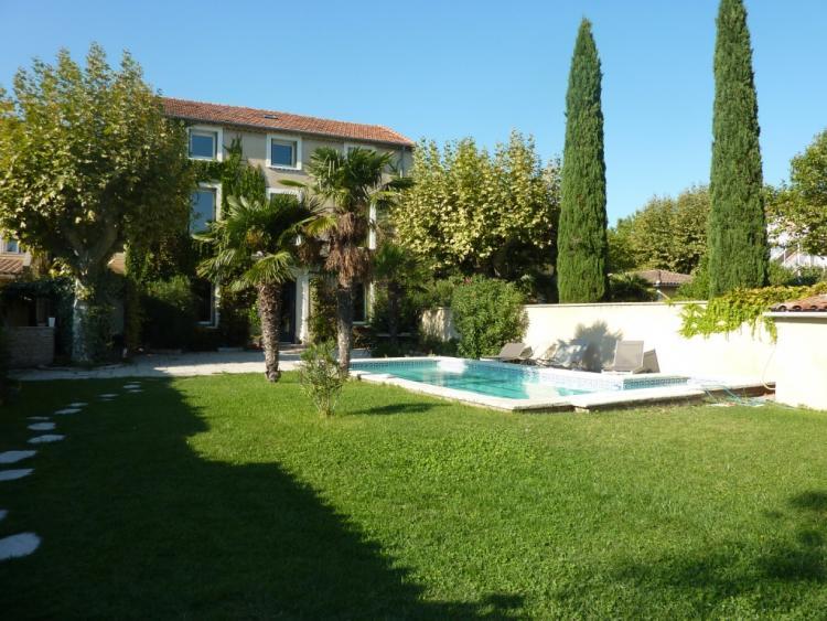 26 pierrelatte archive maison n 68443 immo diffusion 26 for Piscine jardin impot