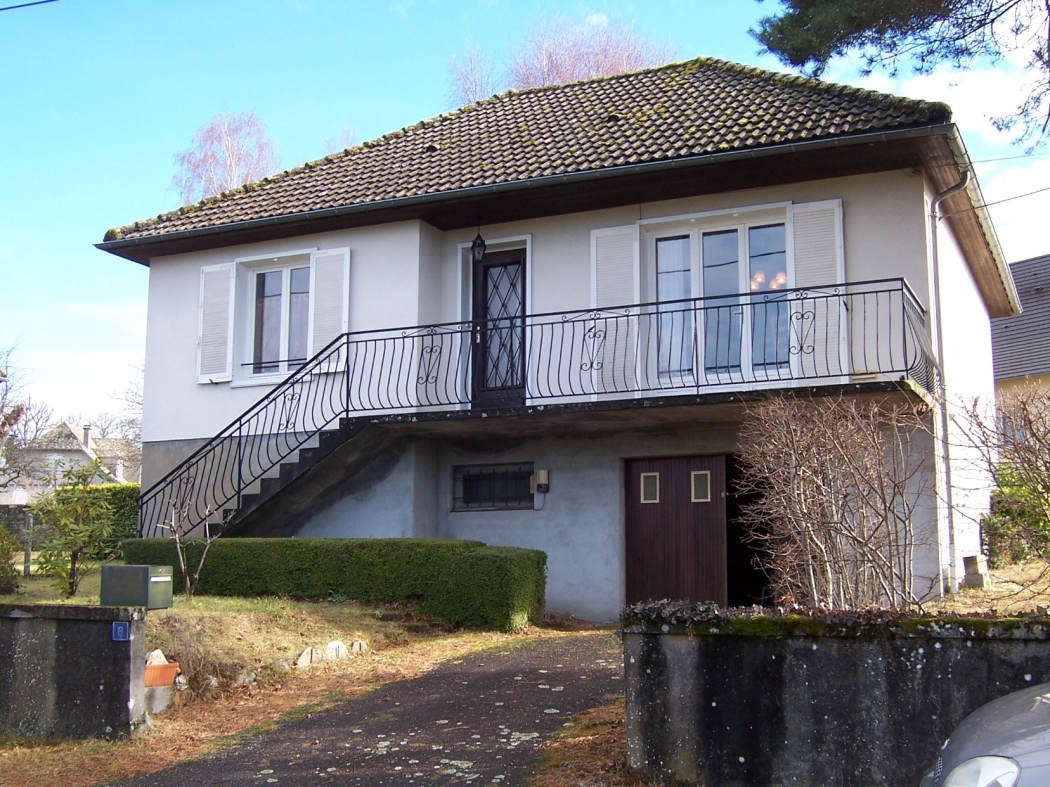 Vente maison st privat n dm80556 immobilier st privat correze - Maison 1970 renovation ...