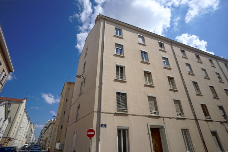Vente appartement lyon jean mace n ef71347 immobilier for Vente atypique lyon