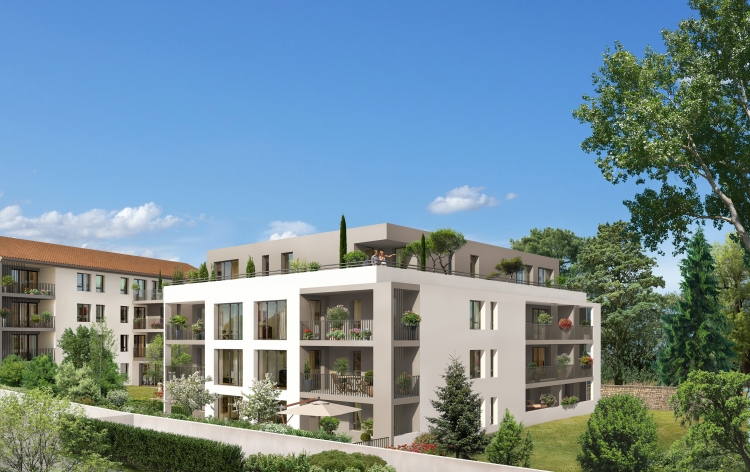 Rhone ecully archive appartement 3 pi ces toit terrasse for Toit terrasse immobilier