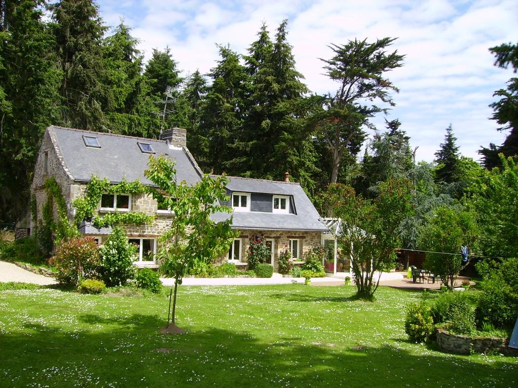 Ille et vilaine pleurtuit archive maison n 78876 immo for Taxe habitation garage non attenant