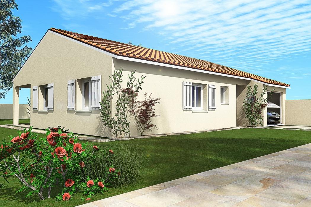 26 mours saint eusebe archive maison neuve n 70863 for Vente maison neuve 06