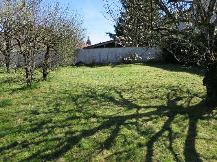 Vente terrain constructible meximieux calme n fr71526 for Frais de notaire pour achat d un terrain non constructible