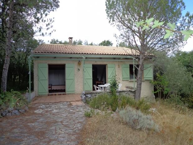 Vente villa avec jardin goudargues n gd62013 immobilier for Immobilier avec jardin