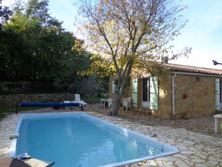 Gard saint julien de peyrolas archive villa avec piscine for Piscine julien