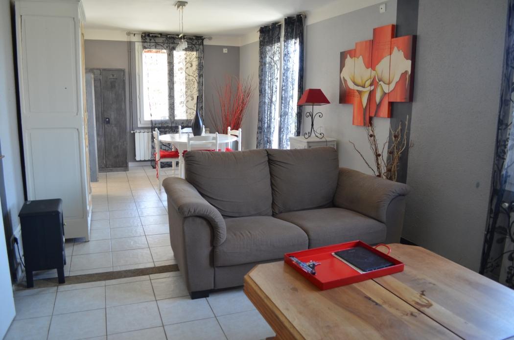 Vente villa avec garage et jardin bagnols ceze hors for Garage paulus bagnols sur ceze