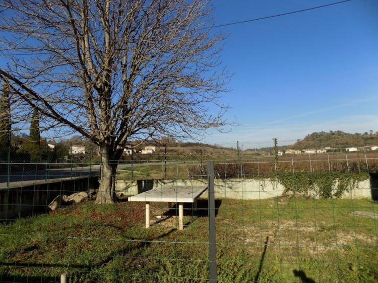 Vente appartement goudargues centre village n gd78520 for Jardin non attenant