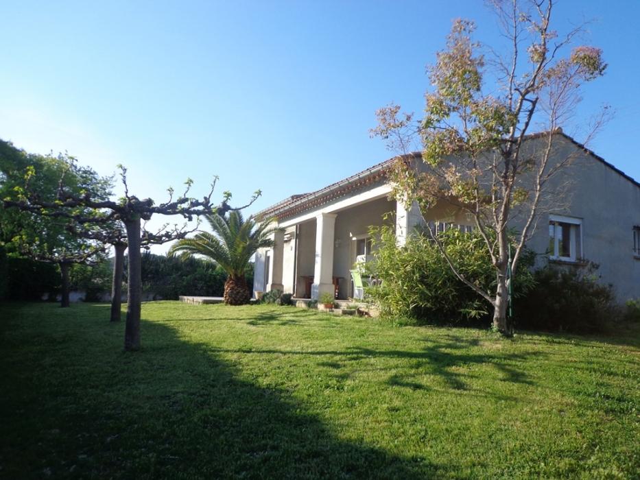 Gard Saint Gervais Archive Maison Avec Grand Jardin N