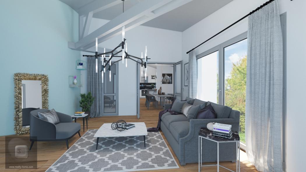 Vente villa d 39 architecte givors n gv61367 immobilier for Frais architecte