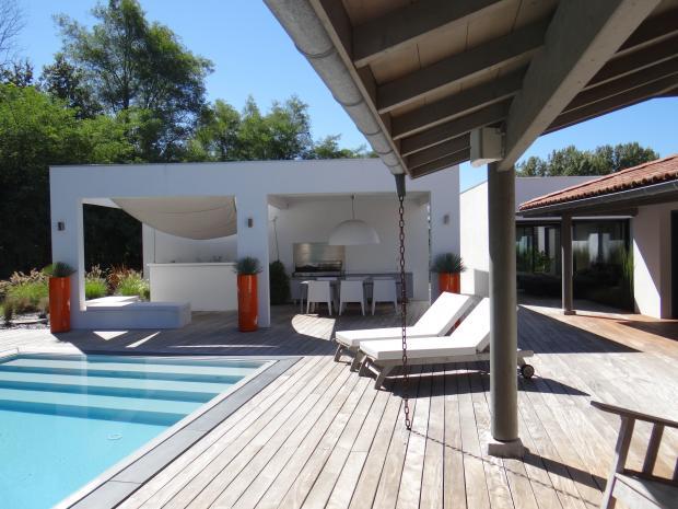 40 hossegor archive villa n 47455 immo diffusion 40. Black Bedroom Furniture Sets. Home Design Ideas
