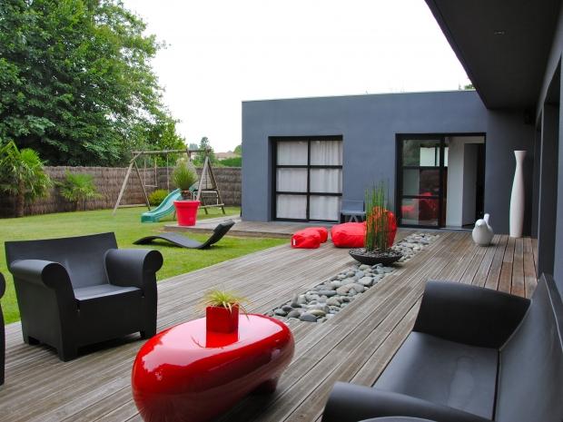 landes angresse archive maison d 39 architecte n 53126. Black Bedroom Furniture Sets. Home Design Ideas