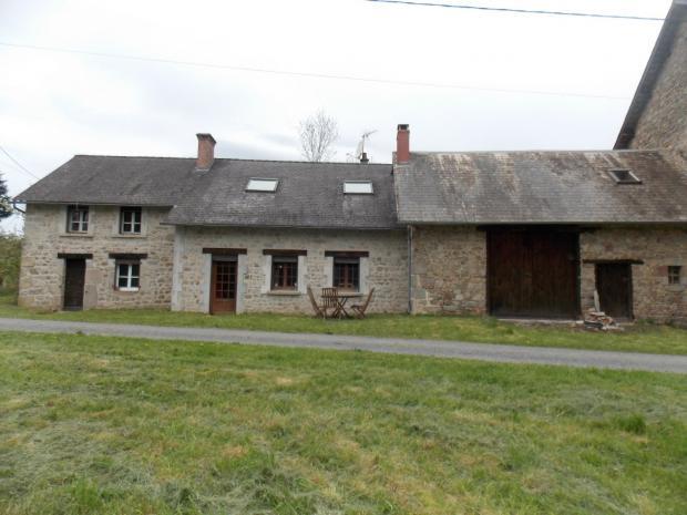 Vente maison villa merinchal n fj80114 immobilier for Maison 80000 euros