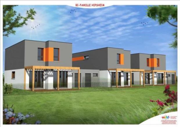 Vente Maison Contemporaine Hipsheim N Jb79701 Immobilier Hipsheim 67
