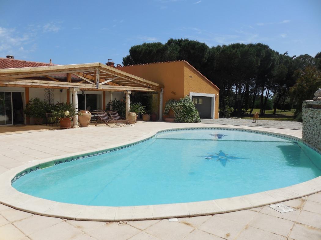 Vente maison piscine perpignan sud est n ip65533 for Piscine perpignan