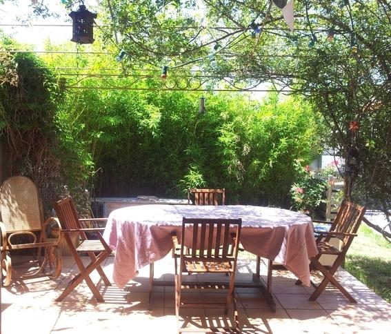 66 bages archive villa 2 faces avec jardin et garage n for Jardin 66
