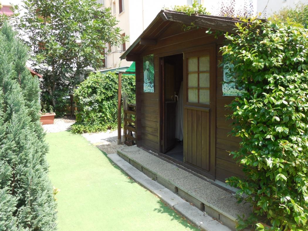 Vente maison avec terrasse et jardin perpignan bas vernet for Terrasse jardin immobilier