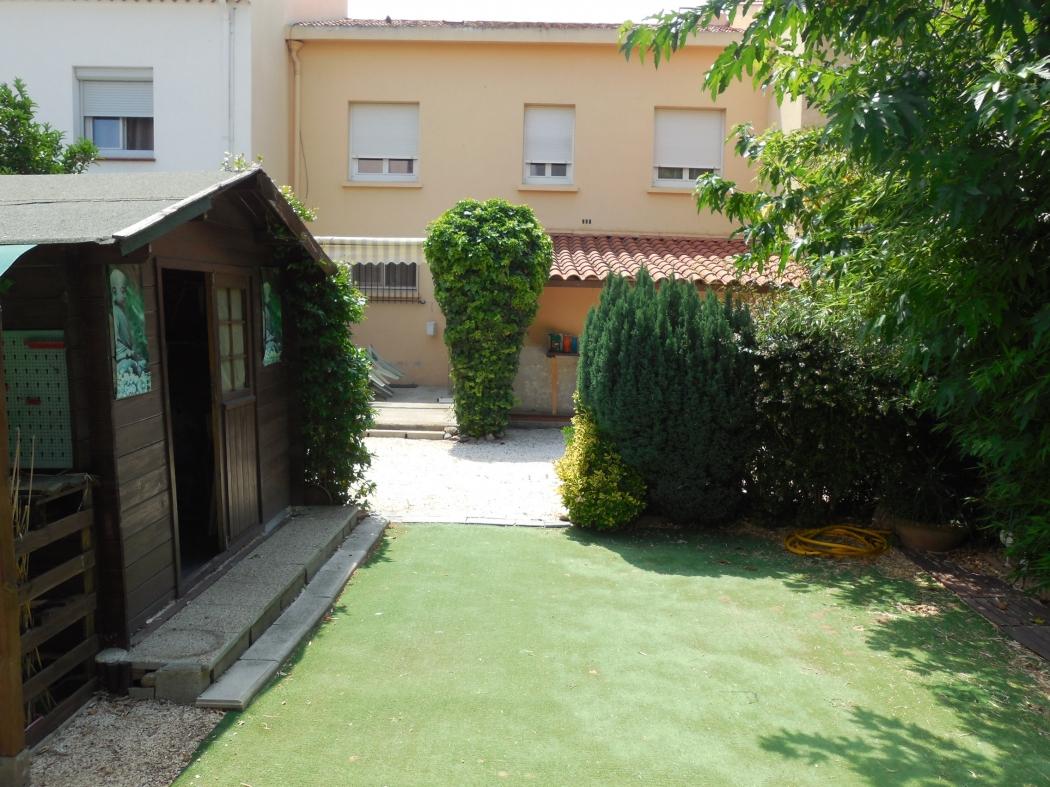 Vente maison avec terrasse et jardin perpignan bas vernet - Jardin maison contemporaine perpignan ...