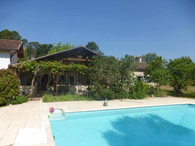 47 casteljaloux archive maison n 66873 immo diffusion 47 for Casteljaloux piscine