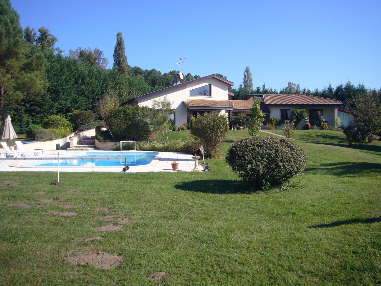 Vente maison casteljaloux n jc69433 immobilier for Casteljaloux piscine