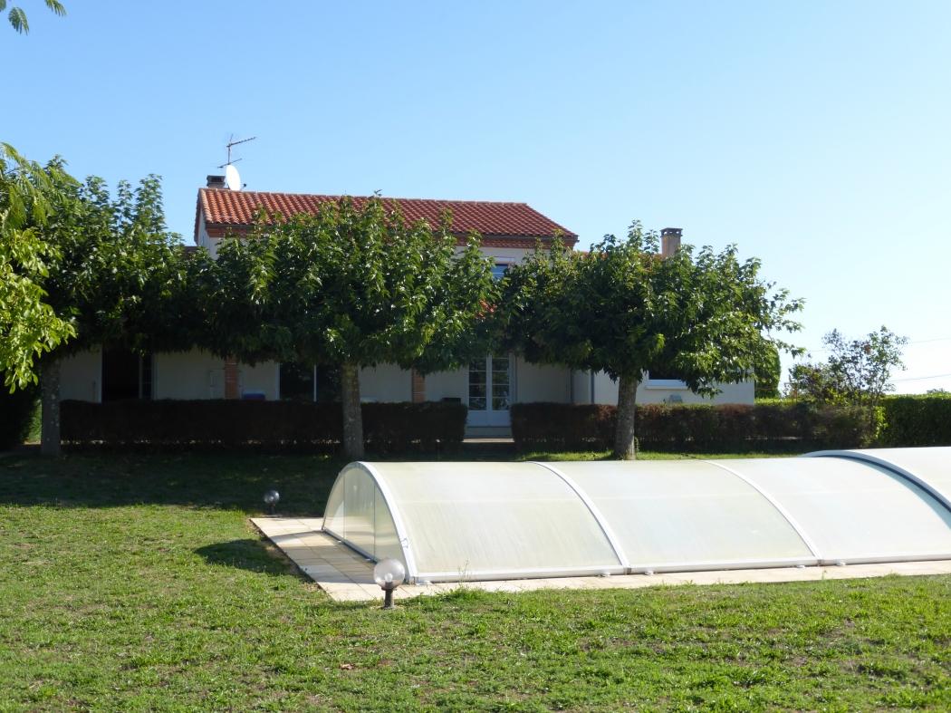 Vente maison beauziac n jc79630 immobilier beauziac lot for Prix piscine 5x10