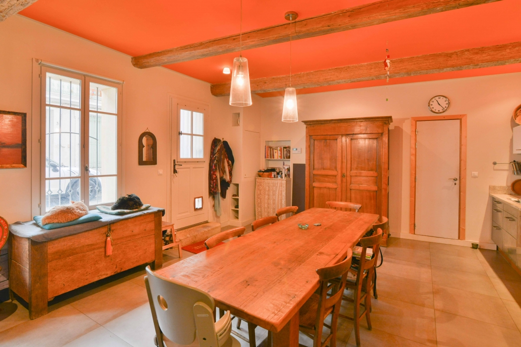 Herault montpellier archive maison arceaux n 78628 for Maison arceaux montpellier