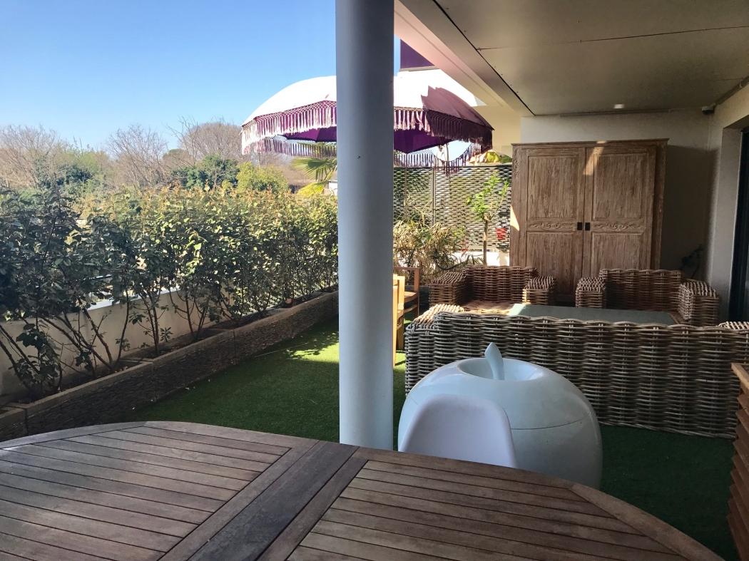 Vente maison de ville avec terrasses et garage montpellier ovalie vue garrigue n jw81594 - Terrasse et jardin en ville montpellier ...
