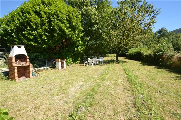 vente maison avec jardin non attenant lacabarede proche