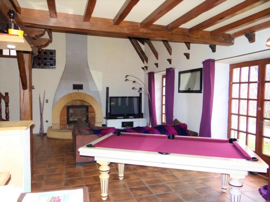 Vente maison barjac vall e du lot n lz69546 immobilier for Maison barjac