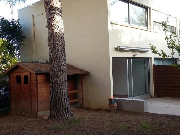 Herault montpellier archive maison avec jardin 110 m n 65628 immo diffusion herault - Maison jardin condominium montpellier ...