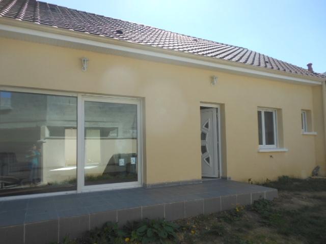 Vente maison neuve chateauroux n mf83093 immobilier for Vente maison neuve jacou