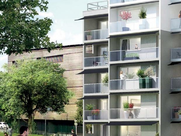 vente appartement begles proche de la route de b g n mh63033 immobilier begles 33. Black Bedroom Furniture Sets. Home Design Ideas