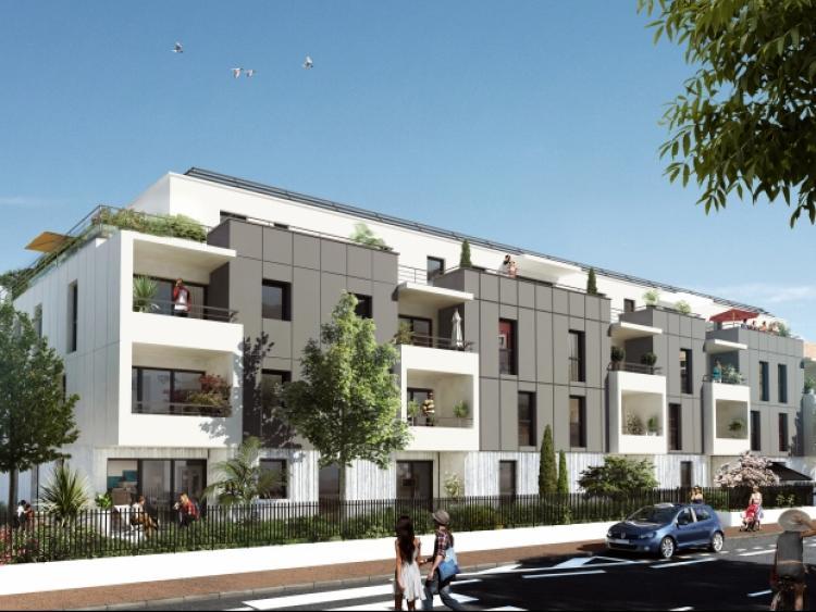 vente appartement merignac n mh67811 immobilier merignac 33. Black Bedroom Furniture Sets. Home Design Ideas
