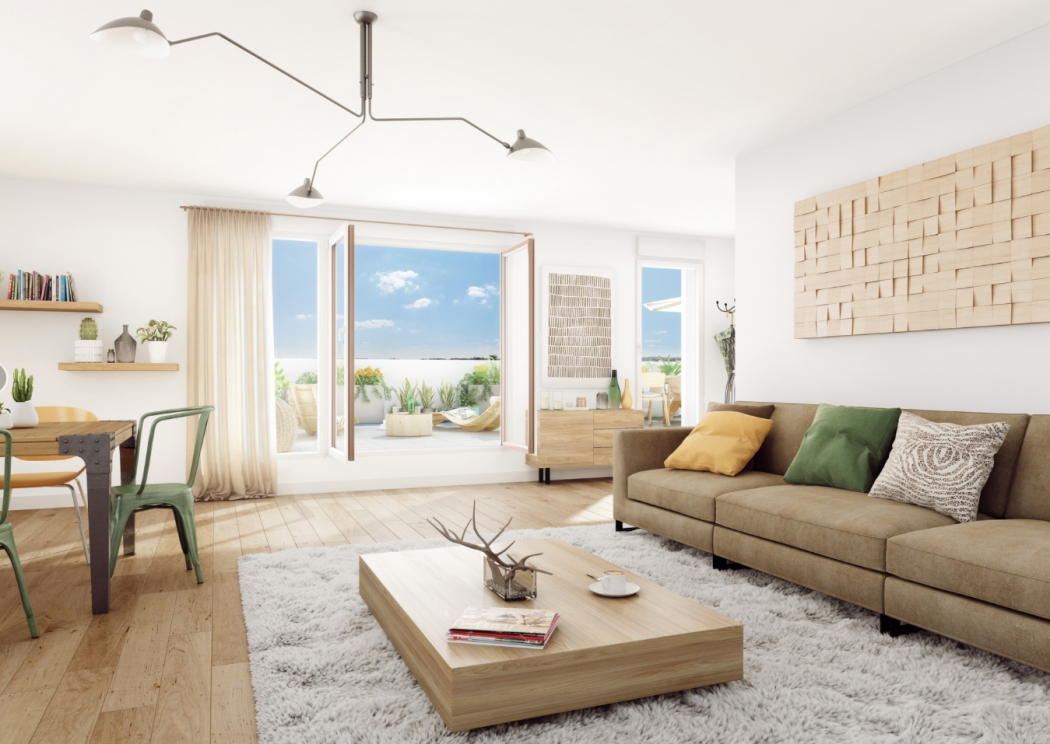 vente appartement merignac n mh68228 immobilier merignac gironde. Black Bedroom Furniture Sets. Home Design Ideas