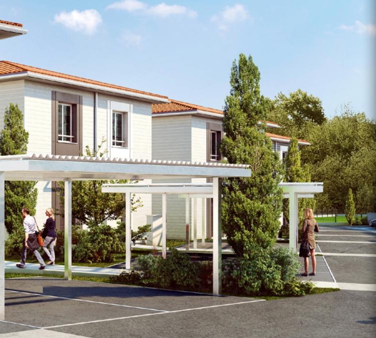 Vente Maison de ville Avec jardin et terrasse Merignac N°Mh71827