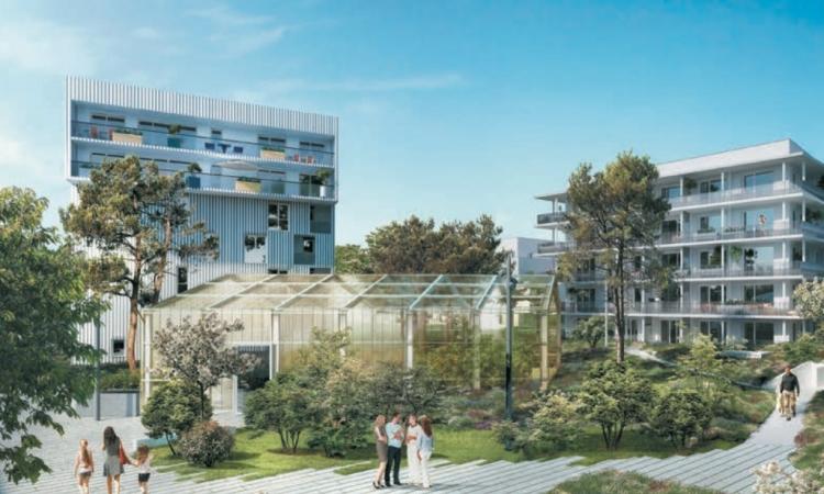 Vente appartement floirac n mh76925 immobilier floirac 33 for Achat maison floirac